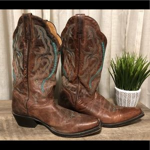 JB Dillon Cowgirl Boots